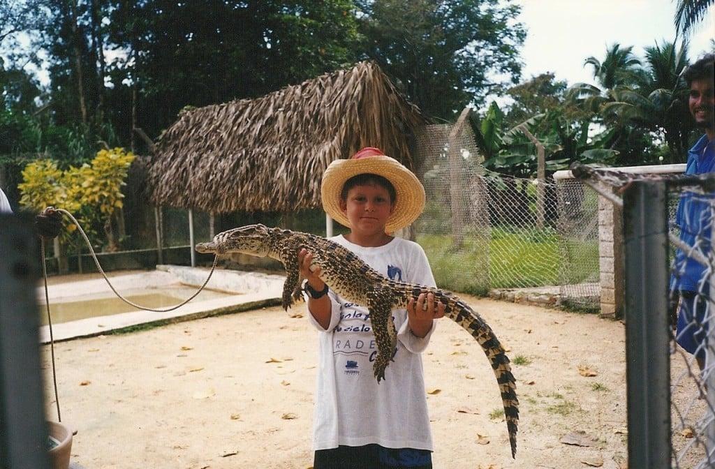 Io & il Coccodrillo - 1999