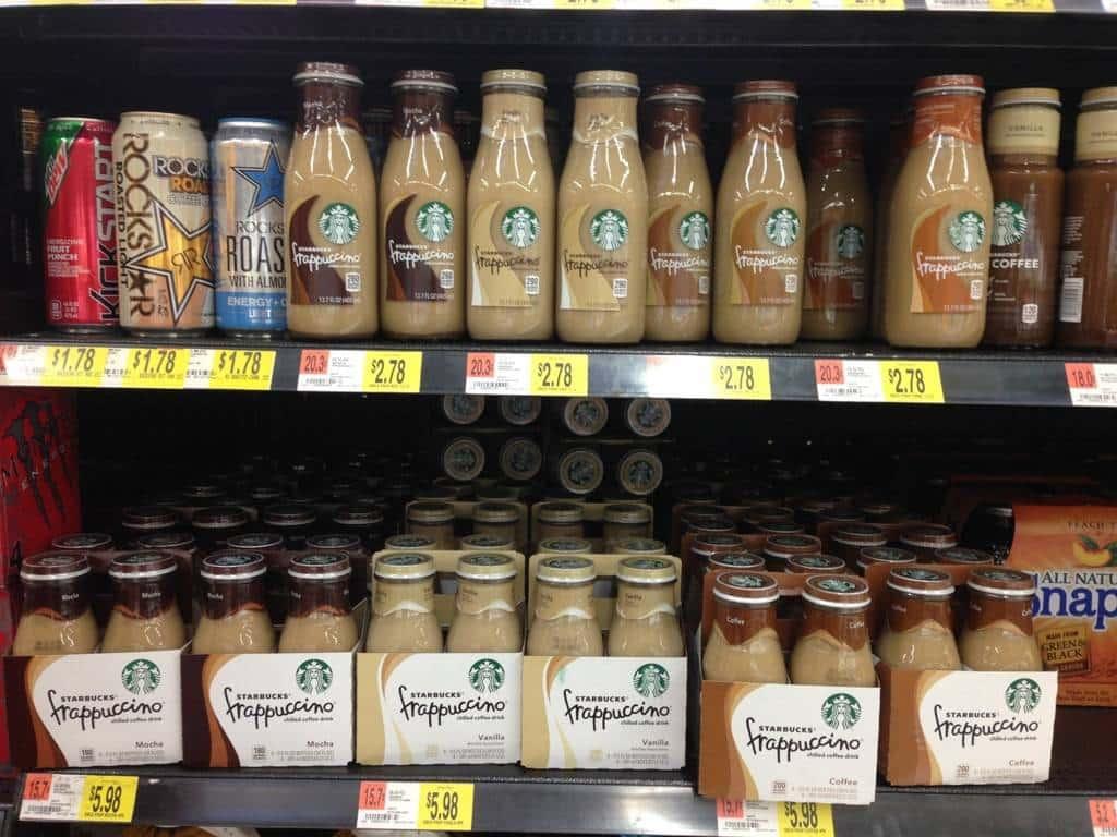 Ecco il paradiso a forma di scaffale del supermercato.