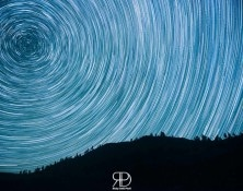 Salmon River Star Trails