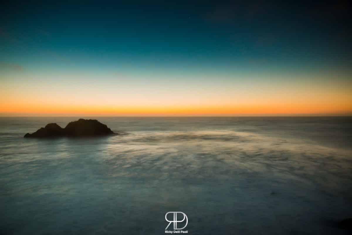 Sutro Heights Sunset