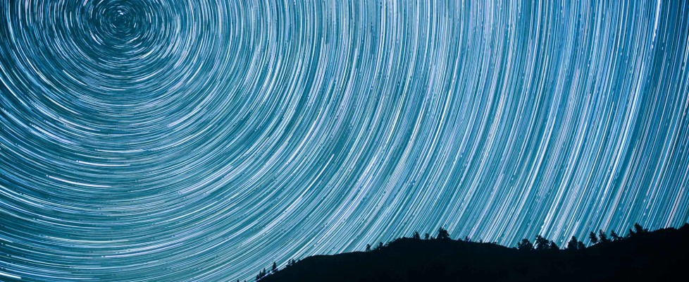 Salmon North Startrails