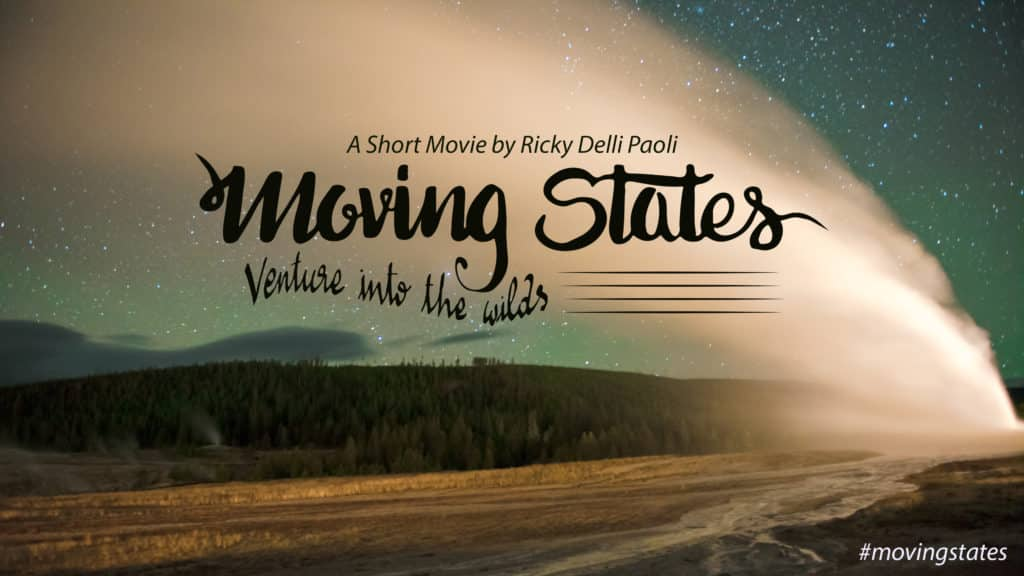 Moving States: Venture Into the Wild